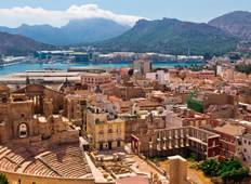 Discover Spain, Portugal & Morocco (from Tenerife to Barcelona) Tour