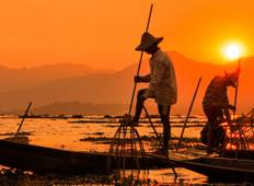 Mystical Myanmar 20 Days Tour