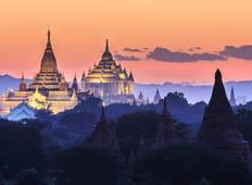 Mystical Irrawaddy (from Yangon to Mandalay) Tour