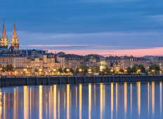 Breathtaking Bordeaux (from Paris to Bordeaux) Tour