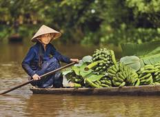 Luxury Mekong (from Siem Reap to Ho Chi Minh City) Tour