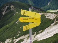 Walking in the Austrian Tyrol Tour