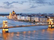 Jewels of Europe & Gems of the Seine (from Budapest to Paris) Tour