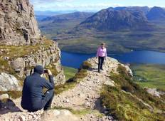 Wilderness Walking - Wilds of Assynt Tour