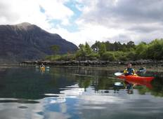 Sea Kayaking - Introduction Course Tour