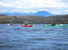 Sea Kayaking - Scottish Sea Kayak Trail Central - The Jacobite Coast Tour