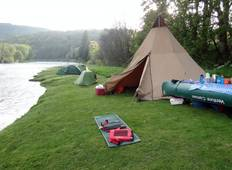 Open Canoeing - River Spey Descent Tour