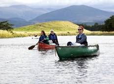 Open Canoeing - Canoeing the Scottish Highlands Tour