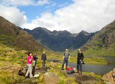 Sailing and Walking - Knoydart, Skye & The Small Isles Tour