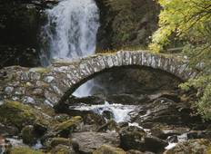 Luxury Walking - Glencoe and the Highlands Tour