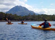 Sea Kayaking - The Scottish Highlands Tour