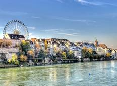 Biking along the Rhine (23 destinations) Tour