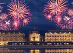 New Year in the Bordeaux Region Tour