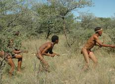 3 Day Bushman & Batswana Tribes Tour