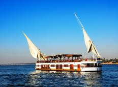 Dahabya Journey on The Nile Tour