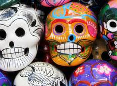 Real Day of the Dead Oaxaca Tour