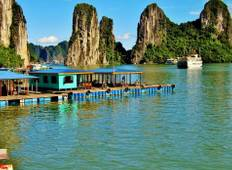4 Day Small-Group Hanoi and Halong Bay Tour Package Tour