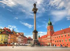 Moscow to Baltic States, Poland, Prague and Vienna Tour Tour