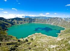 All Landscapes of Ecuador Tour