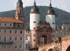 Rhineland New Year - The romantic Rhine and its castles Tour