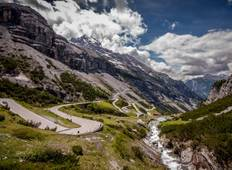 Great Alps- Luxury/Small Group Bike Tour Tour