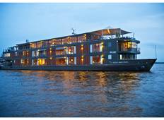 AQUA MEKONG - Explorer Cruise - 4NT- Upriver - High Water Season (Ho Chi Minh to Phnom Penh) Mid-August to November Tour
