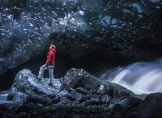 Northern Lights and Ice Cave Adventure Tour