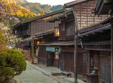 Nakasendo Trail Self-Guided Trek 3D/2N Tour