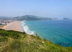 Zarautz Beachside Surf Camp (4 nights) Tour