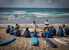 Zarautz Beachside Surf Camp (6 nights) Tour