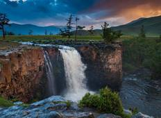 Orkhon Waterfall - KTM Adventure Tour Tour