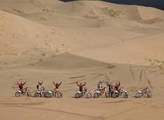 Sands of Gobi - KTM Adventure Tour Tour