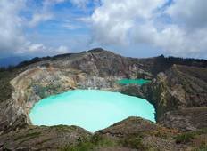 Flores Volcanoes and Villages Trek Tour