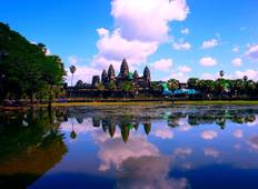 Cycle, Kayak and Zip-line: Paxse to Siem Reap Tour