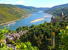 Spectacular Switzerland with Romantic Rhine 2019 Tour