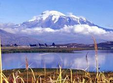 The Famous Volcano Alley with devils nose train & the city of Cuenca (3 days) - 3½*** Hotels Tour