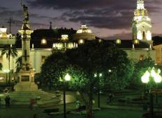 Dreams of Quito - 3*** Hotel - 4 Days Tour