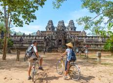 Cycle Cambodia - 11 Days Tour
