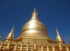 The Chindwin: 7 Nights (from Monywa to Kalewa) (December to February) Tour