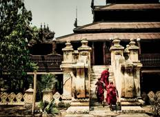 The Upper Irrawaddy (from Mandalay to Mandalay) Tour