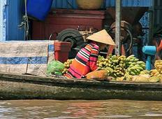 Classic Mekong (from Siem Reap to My Tho) Tour