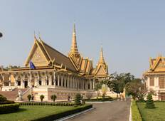 Phnom Penh and Siem Reap (from Siem Reap to Phnom Penh) Tour