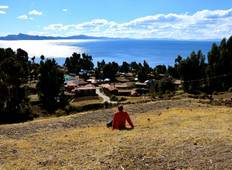 Lake Titicaca by Kayak & Death Road Adventure Tour