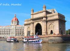 Golden Triangle with Mumbai Tour
