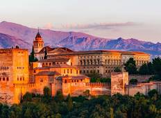 Andalusia & Morocco (32 destinations) Tour