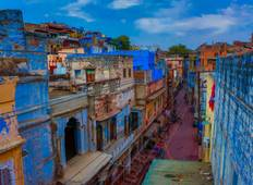 Fort Palaces, Taj Mahal, Temple and Lake City of Rajasthan Tour