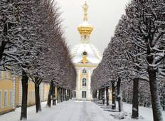 Festive St Petersburg and Moscow Winter Tour