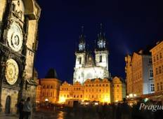Central Europe Explorer: Krakow to Prague Tour