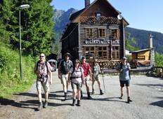 Hut-to-hut Trekking in the High Tatras - Self-Guided (from Tatranska Lomnica to Strbske Pleso) Tour