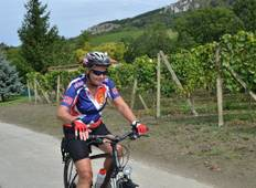 Self-Guided cycling: Moravia to Vienna Tour